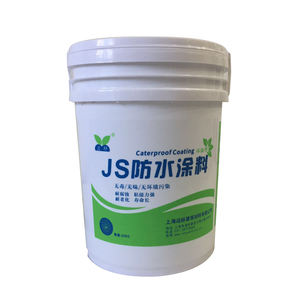 Flexible Polymer Cementitious Acrylic Polymer Cement Waterproof Paint Coating For Roof