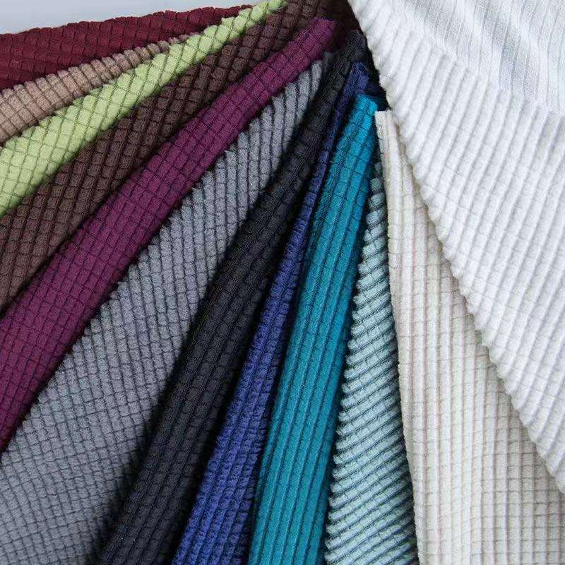 Eco-friendly 100% RPET Recycled PU/PA Coated Waterproof/Flame Retardant Oxford/Taffeta/Peach Skin/Nylon/Polyester Fabric