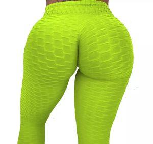 Exercise Leggings Womens Fitness Yoga Wear High Waist Anti Cellulite Leggings