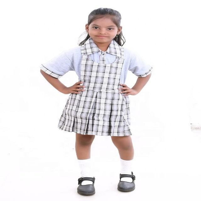 Get your own school uniform fabric and garment at one stop for all ages
