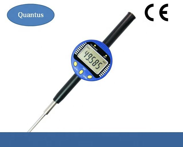 High Precision 0.001mm, 0-50.8mm Electronic Micron Digital Dial Indicator