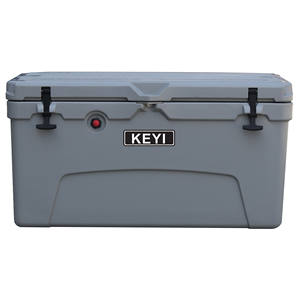 Outdoor Camping 75QT Picnic Plastic Rotomolded Ice Cooler Box