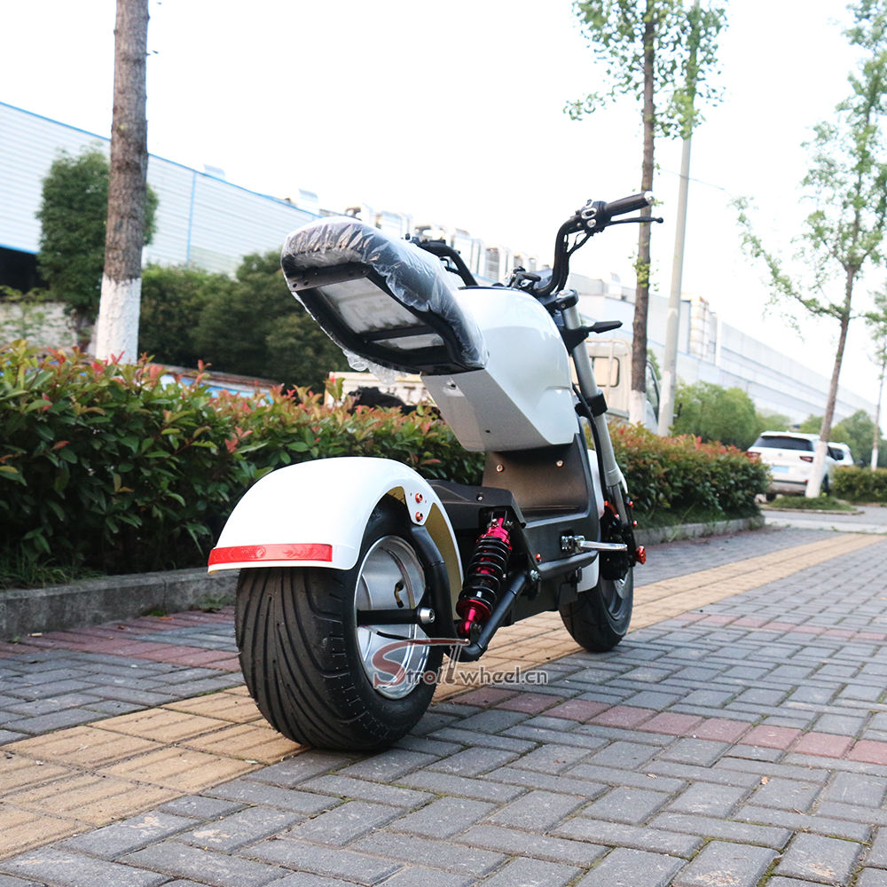 Hot Selling Europa Voorraad 60V 1500W <span class=keywords><strong>EEG</strong></span> <span class=keywords><strong>COC</strong></span> Goedgekeurd Scooter Citycoco high power scooter