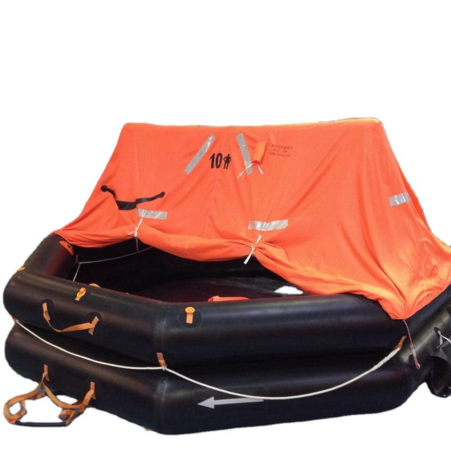 Throw-Overboard A type Inflatable Liferaft with 20 Persons capacity