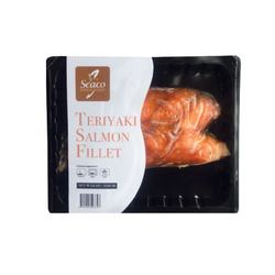 EASYPLATE Frozen Fish Best Quality Ready To Cook Delicious Vacuum Packed Teriyaki Salmon Fish