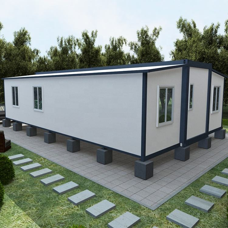 Ready to move in strong 40ft expandable container house for sale