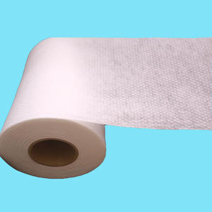 Nonwoven for sanitary pad