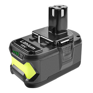 Lithium-ion Replacement Rechargeable Battery for P3200, P3300, P3310 Ryobi 18V Battery Power Tool