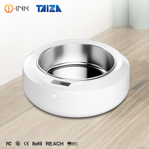 Stainless Steel Bowl Plastic Dog Cat Pet Digital Smart Scale Pet Food Bowl With Scale