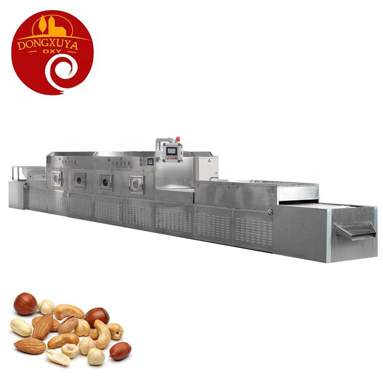 Best Price Industrial Microwave Tunnel Dryer Dehydrator Machine