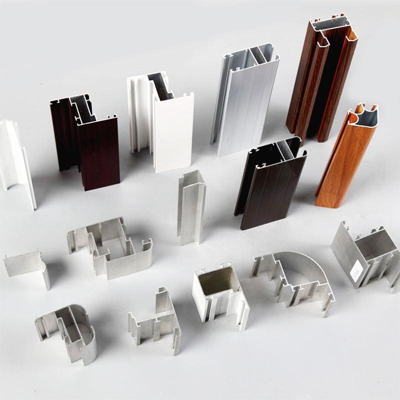 High quality aluminum profile for aluminium window and door