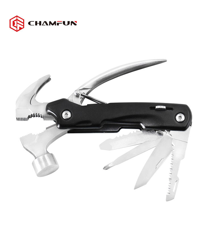 Hot selling stainless steel all in one multi tool hammer with claw function