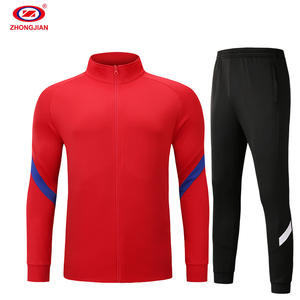 2020 Cheap Polyester Outdoor Sportswear Track Suit Gyms Tracksuit Set For Men