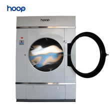 100KG Hoop Professional Laundry Washing Machine Industrial Washing Clothes Dryer