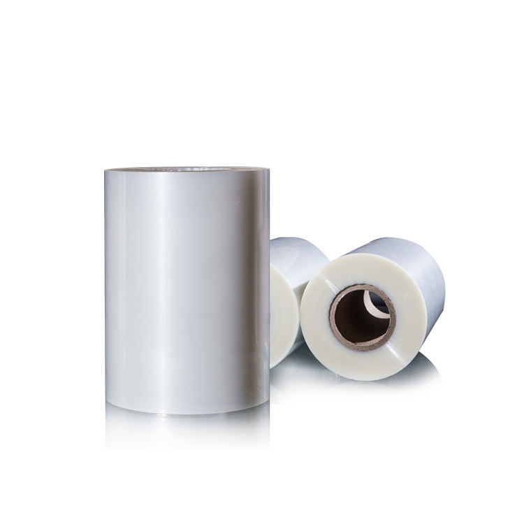 Customized pe packaging nylon Food Grade Moisture Proof POF Heat Shrink Film