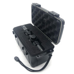 Gun hard case tyre Gun display Sighting device case
