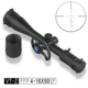 Discovery long range hunting scope VT-Z 4-16X50SF FFP spotting scope best scope mounted spotlight for hunting gun accessories