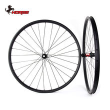Horsecarbon high quality newest 31mm wide Graphene T800 240S hub UD/3K/12K Twill 29er mtb carbon XC wheel bike 240M-M925XC-GP