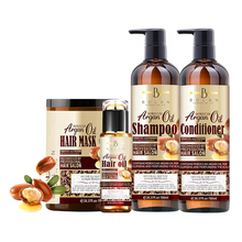 Professional Customized Natural Argan Oil Shampoo for Hair Care