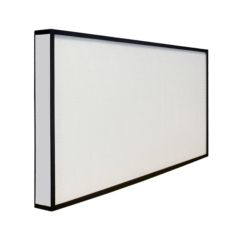 factory wholesale 2*4 feet FFU 1170*570*69mm aluminum frame H13 H14 universal hepa filter
