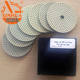 2020 New Type Wet Polishing Pad 100mm
