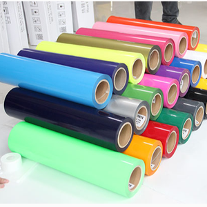 Korea Quality Heat Transfer Vinyl Printable PU/PVC/Glitter Heat Transfer Vinyl For T-shirt