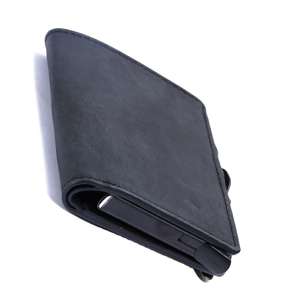 Business Card Holder Genuine Leather Business Card Case Genuine Leather Card Holder