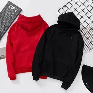 14 colors wholesale oem logo custom embroidery plain blank unisex cheap promotional polyester hoodies men's hoodie