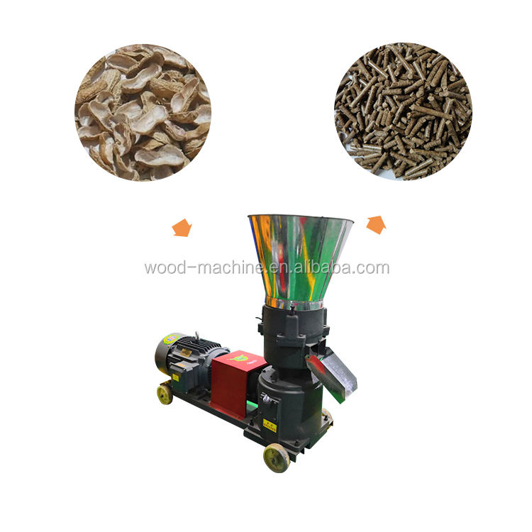 portable containerized feed mills milling machine power feed poultry feed pellet making machine