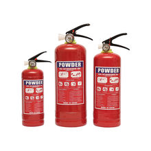 0.5~9KG ABC DRY POWDER FIRE EXTINGUISHER