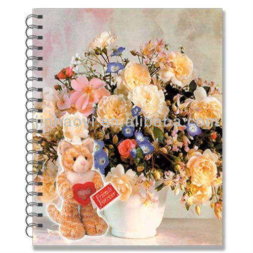 Hot sale B5 A5 A6 spiral notebook China Manufacturer Custom Printing Travelers Spiral Journal Diary
