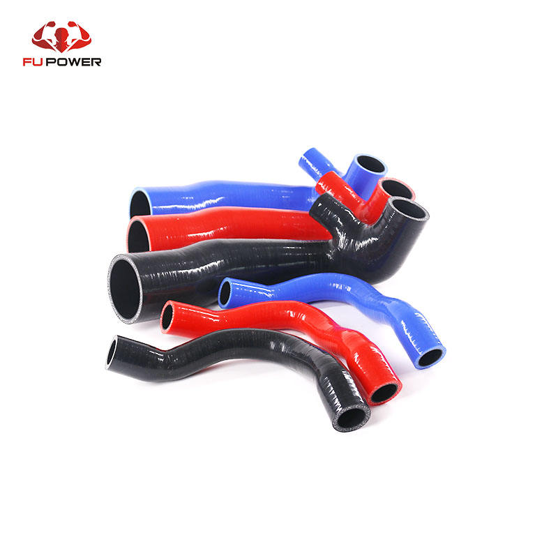 High Pressure Flexible Customized silicone hoses made to order
