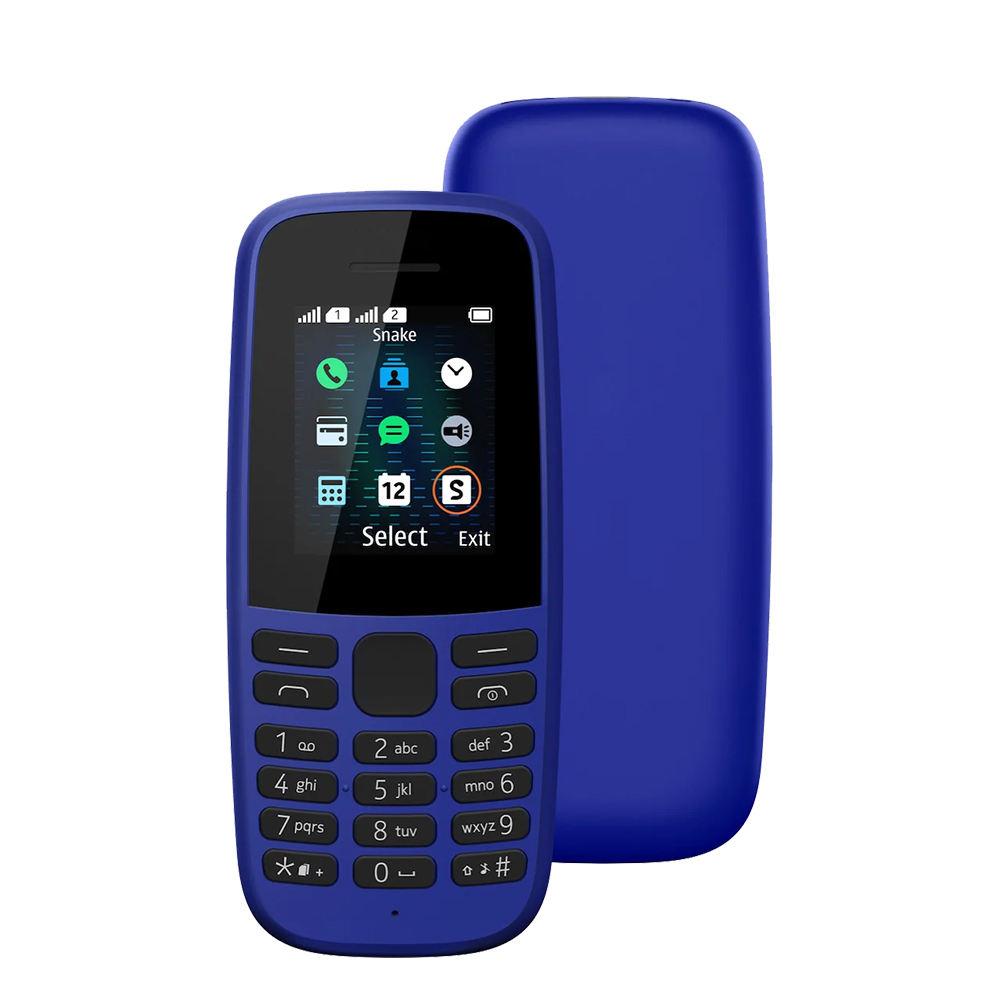 بسعر الجملة الارخص هاتف محمول مصنع في الصين هاتف مفتوح من مصنع المعدات الأصلي لنوكيا 105