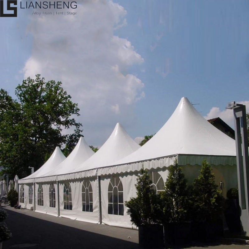 Aluminum Framed Peak Outdoor Products Tents for Sale