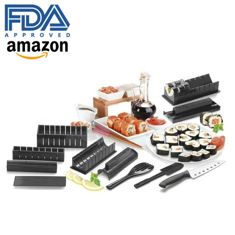 2020 NEW Amazon Product 11 in 1 DIY SuShi Maker Machine