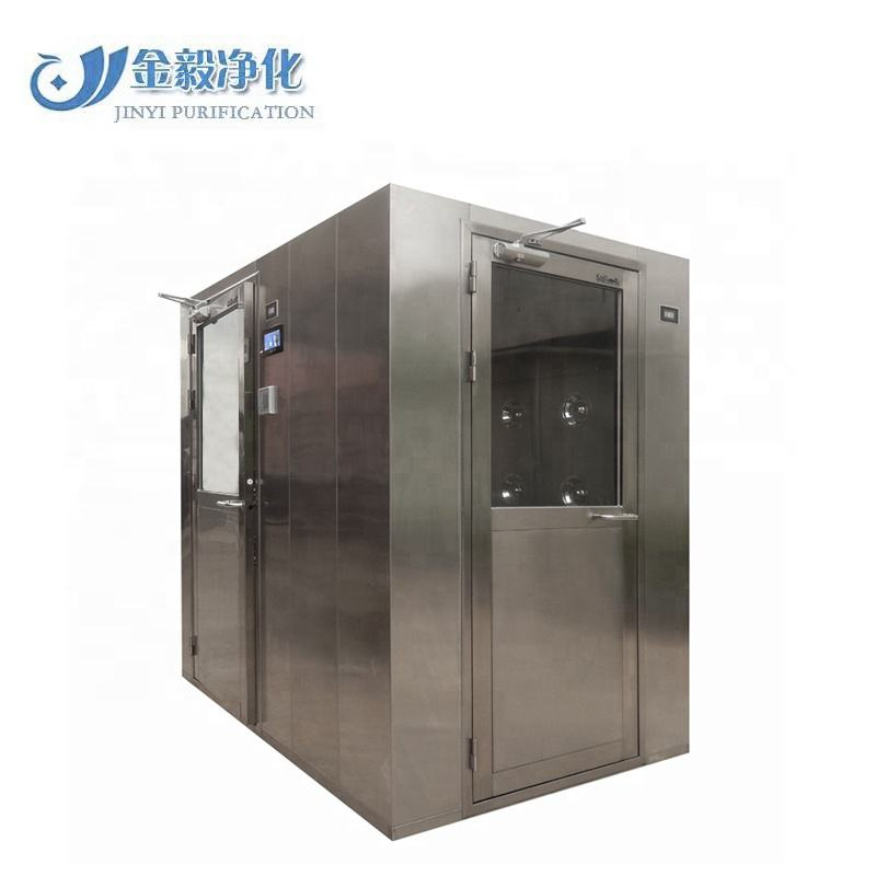 Factory price industrial atomatic air shower with new design