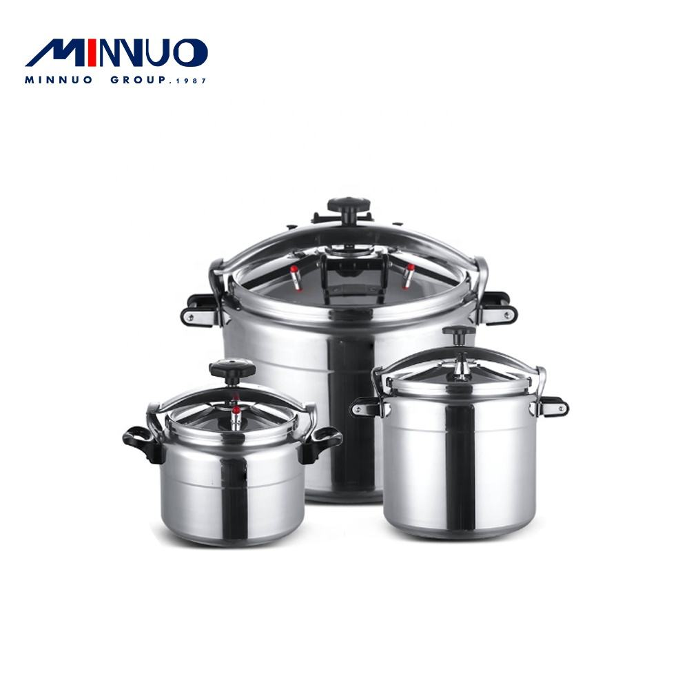 Wholesale kitchen non stick aluminum alloy pot pressure cooker cookware sets kitchen stainless steel