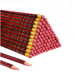 HB pencil classic red painting sketch wooden pencil with era