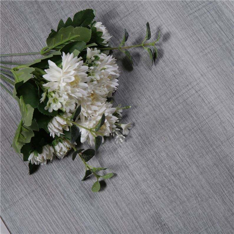 Sell Best Grey Color Melamine Boards For Decorative Use Beautiful Wood Texture MDF Particle Board