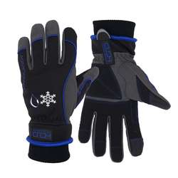 PRI Touch Screen Winter Gloves for Men Women,Warm Thermal Gloves Heated Ski Gloves Waterproof