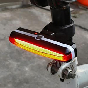 GTYJ5310 de China al por mayor USB recargable Led bicicleta luz trasera para bicicleta