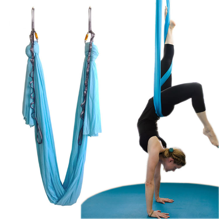 Fitness Flying Strap Hammock Bands for Yoga Exercise