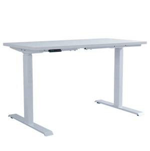 Sit to Stand Adjustable Office Computer Desk with Table Top