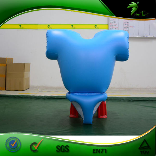 Hongyi Inflatable Suit Body Inflatable Sexy Costume Inflatable Swim Catsuit With Sph