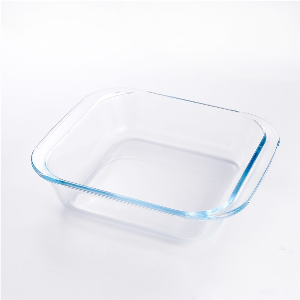 high quality glass bread baking tray oven safe glass baking dishes