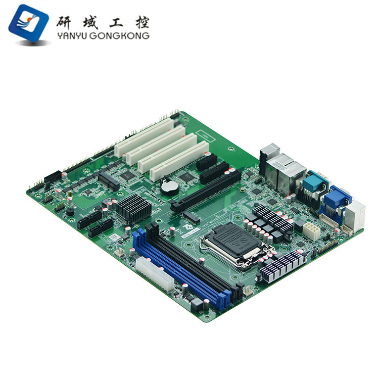 6th/7th I3 I5 <span class=keywords><strong>I7</strong></span> Incorporato PC mainboard X86 scheda madre del PC Industriale Embedded scheda madre del PC industriale