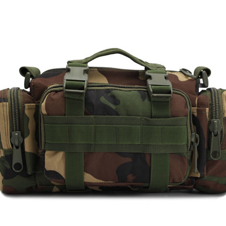 New Design big capacity and impact padded nylon video camera bag