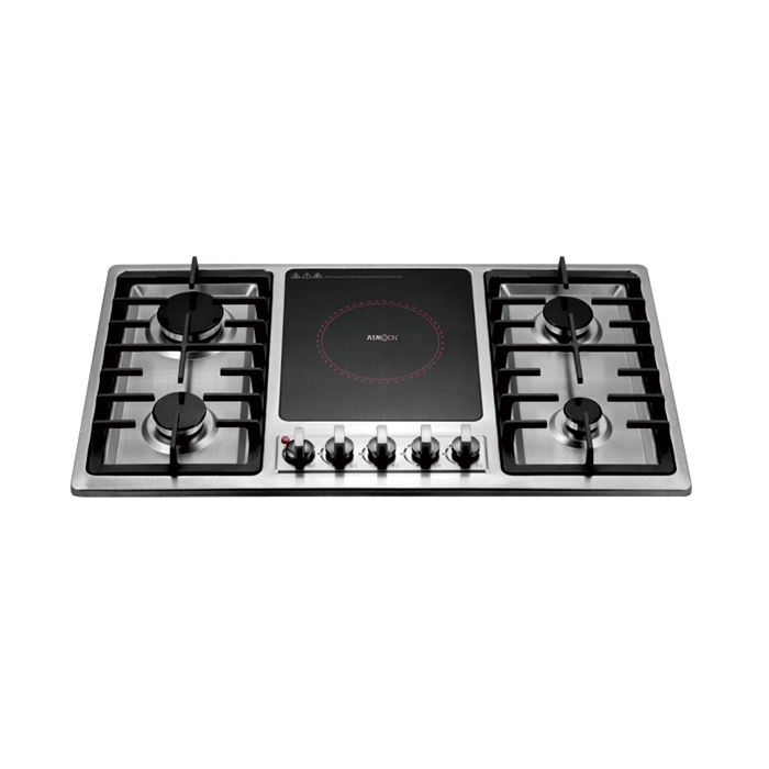 Kitchen Appliance Multiple Gas Hob +Electric Hob
