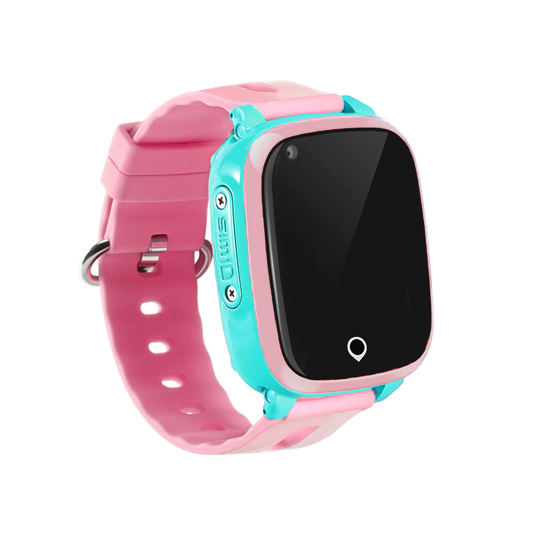 Mobile smartwatch kids 4G lte sos wrist gift watches video call digital kids gps tracker tracking device