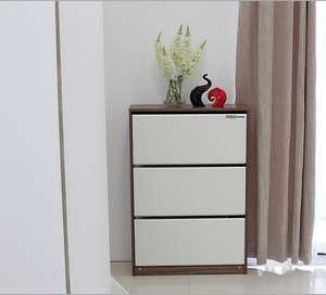 wooden cabinet design shoe rack with best price